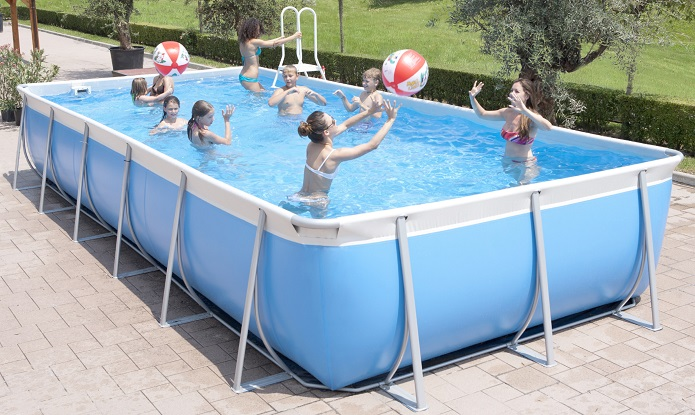 Beautiful piscine fuori terra top with immagini piscine for Big blu piscine